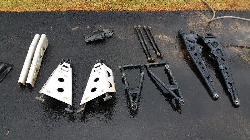 Polaris Razor Parts