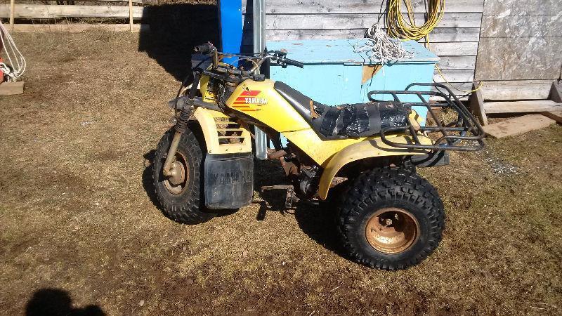 Yamaha 3 Wheeler 200cc