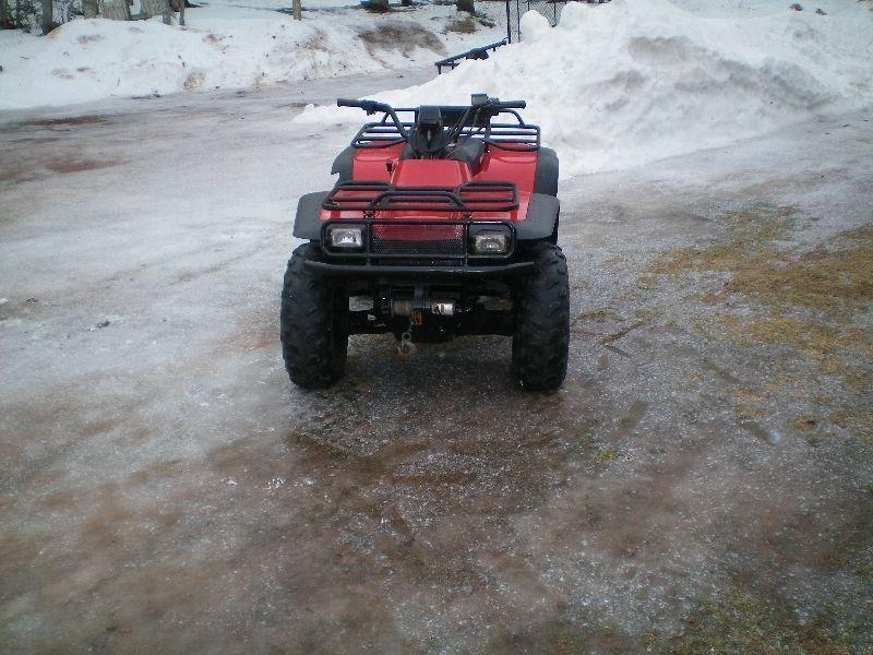 2001 Arctic Cat 500
