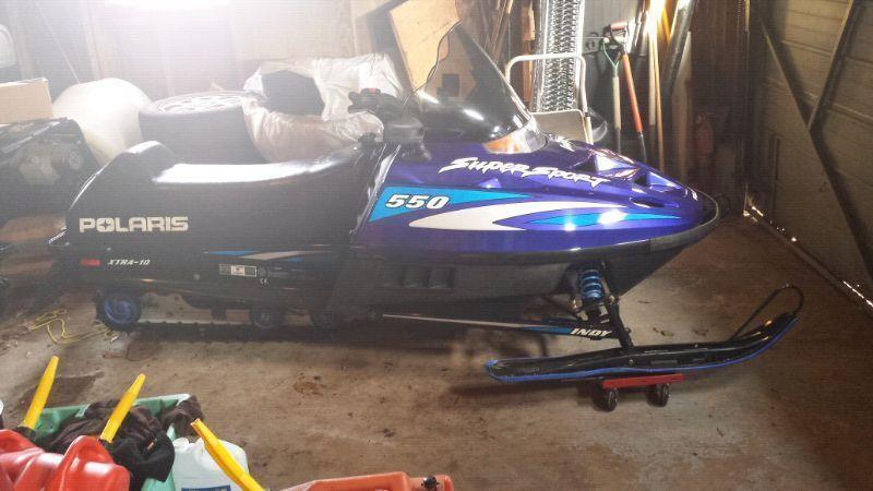 2000 Polaris 550 SuperSport Indy