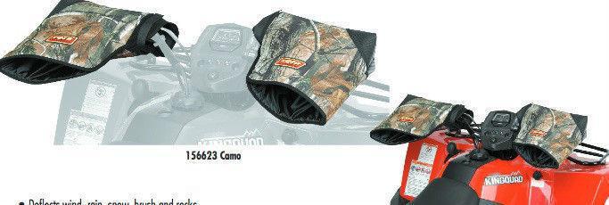 ATV Handlebar Hand Mitts QUAD BOSS $24.77 Canada ATV TIRE RACK