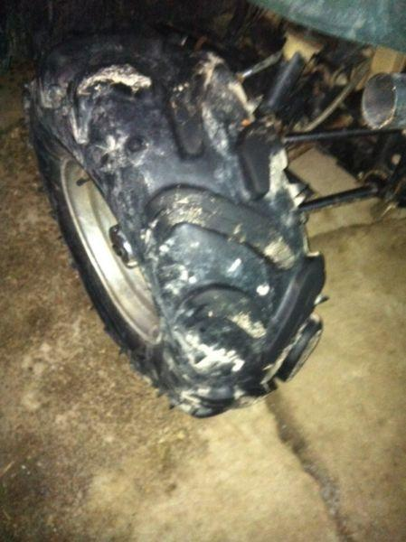 ATV Tire (Mud Machine)