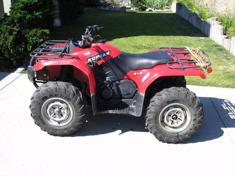 ATV Repair Services