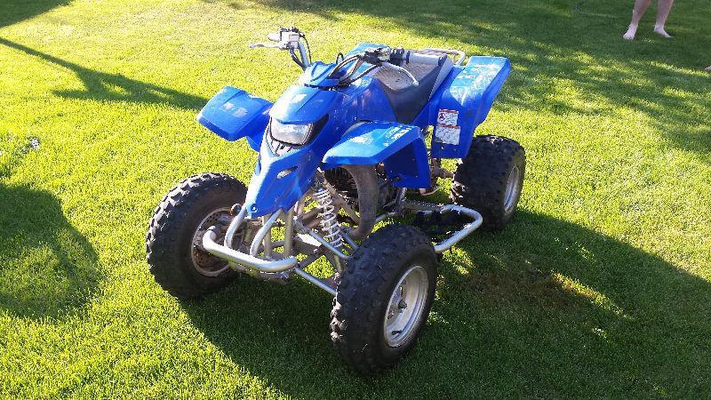 2005 Yamaha Blaster for sale