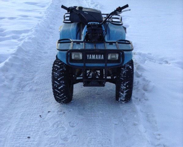 Yamaha Moto4 200