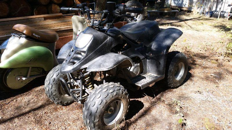 2007 Giovanni 50cc Quad
