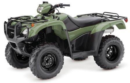 2015 HONDA TRX420/500 RENTALS BY THE DAY , WEEK , MONTH