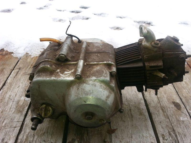 Honda z 50 parts engine for sale