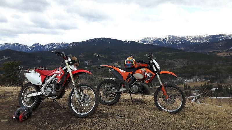 2011 KTM 300 XC Well kept and set up
