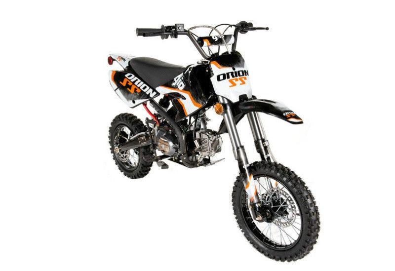 GIO Orion 125cc Dirtbike Motocross Off Road @ T4B Motorsports