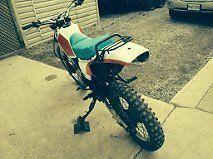 1988 Honda NX125 4 stroke dirt bike