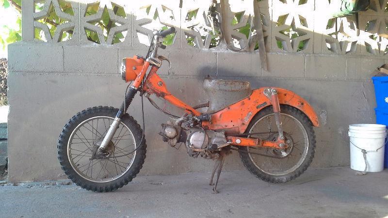 1973 Honda CT90