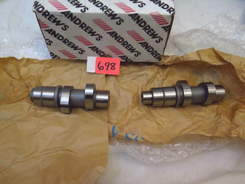 NEW Andrews 44HG Gear Drive Camshafts Harley Twin Cam 88 #698