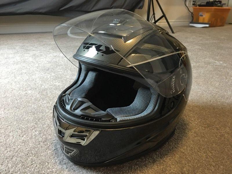 Full face helmet Fly Paradigm size M