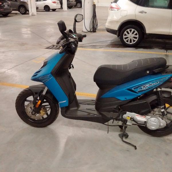 Piaggio Scooter - Typhoon