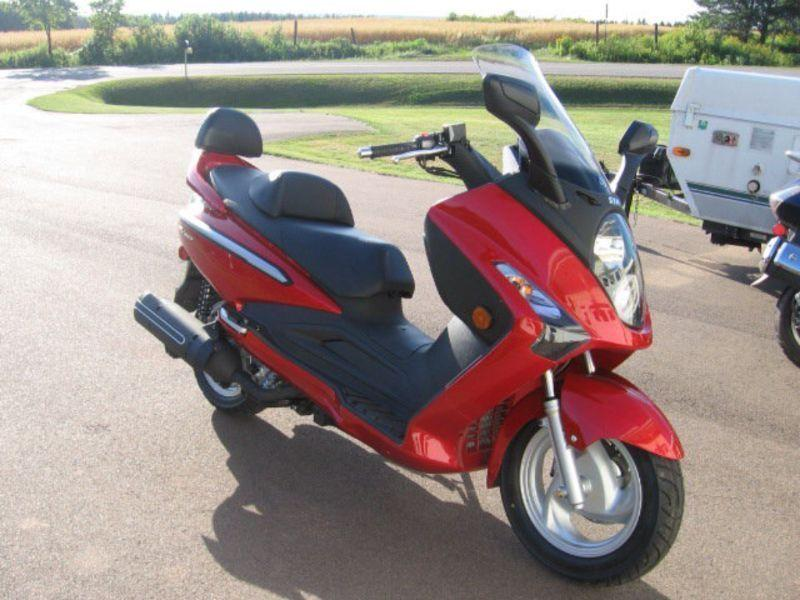 Syms 250cc Scooter