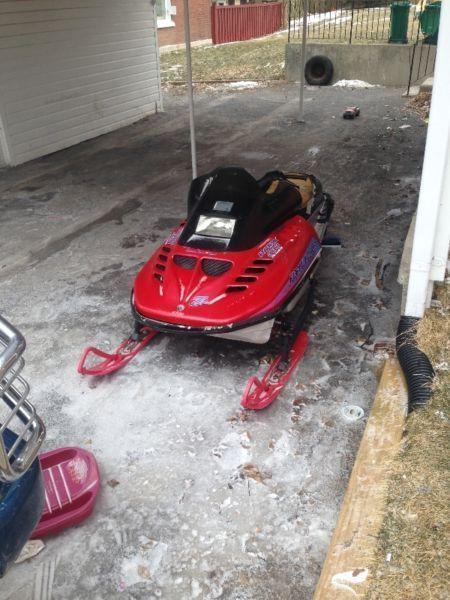 97 Snowmobile