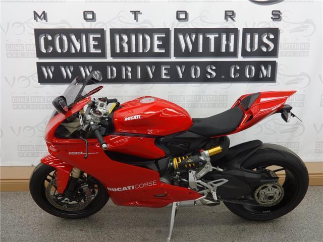 2012 Ducati 1199 Panigale - V1618 -**No payments until 2017**
