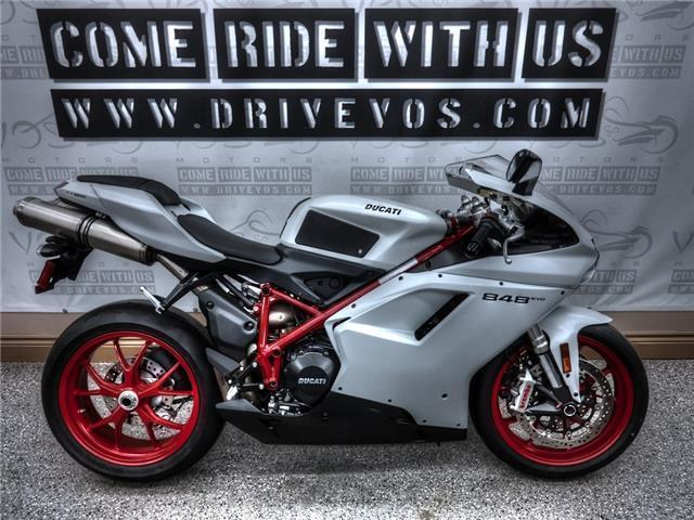 2012 Ducati 848 Evo - V1928NP - No Payments Until 2017**
