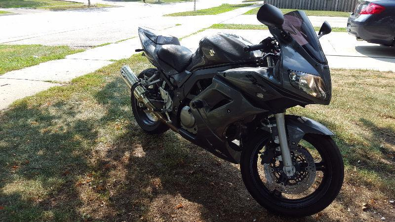 2008 SV650 For Sale! Daily Rider. FULL FAIRINGS