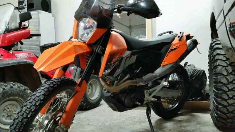 2008 ktm 690 enduro