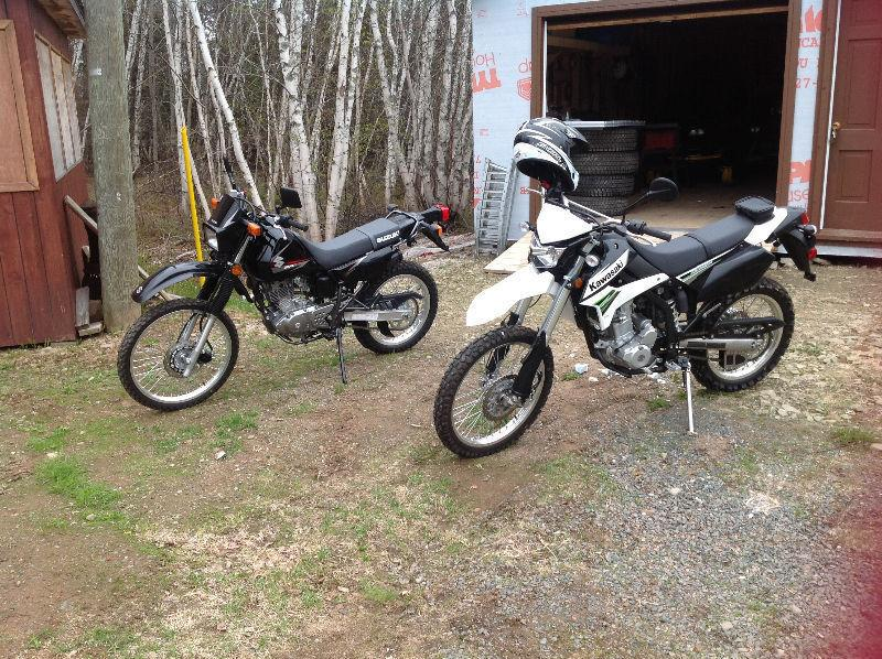 2 motocycles for sale