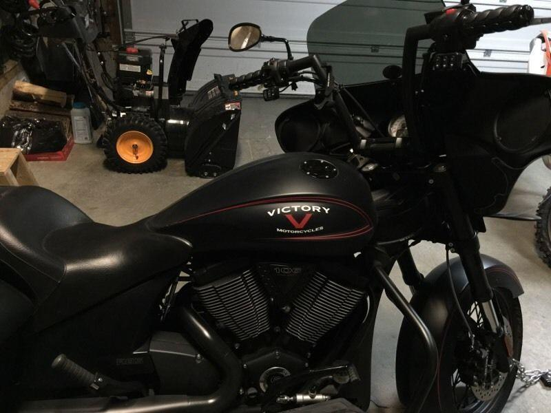 2013 Victory Hardball - Rare Find - loads of extras