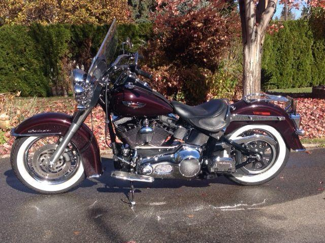 Harley Softtail Deluxe