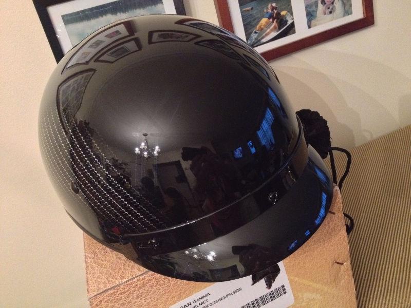 Motorcycle Half Helmets - Brand New from Zoan & GMAX