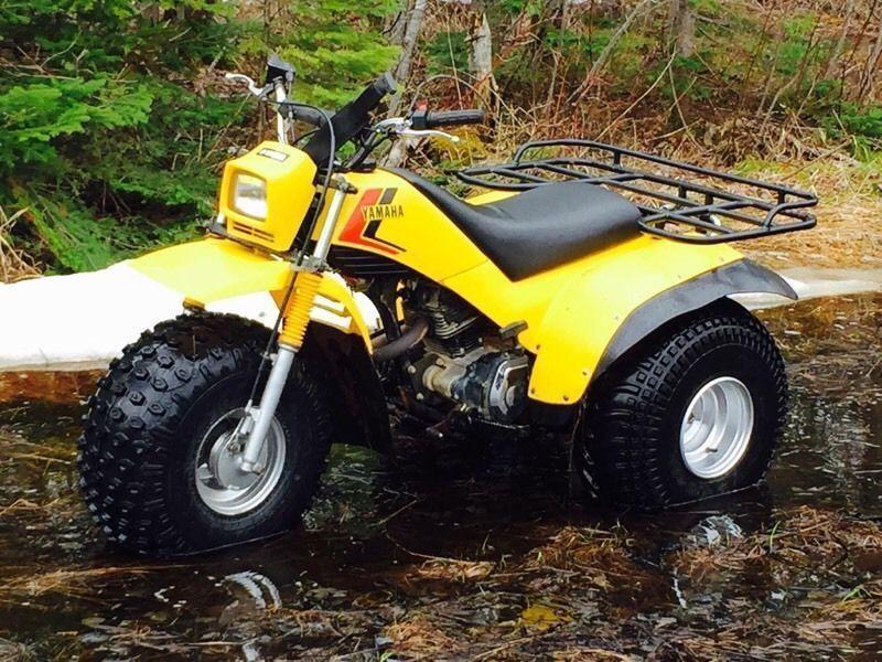yamaha 3 wheeler