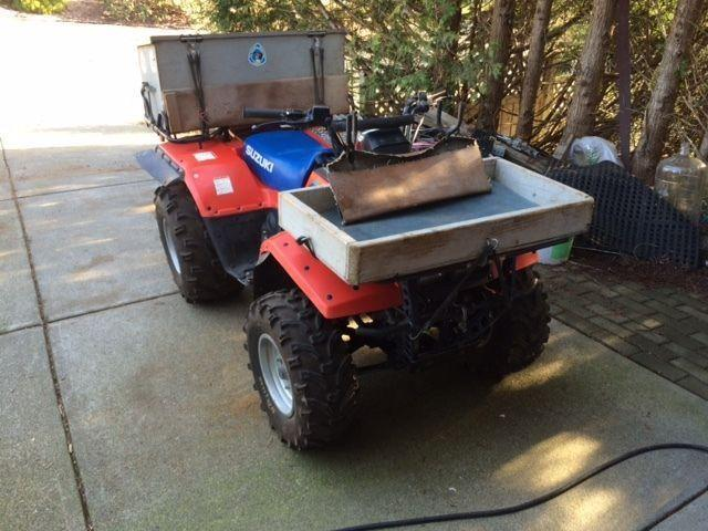 Package Deal - Quad & Trailer