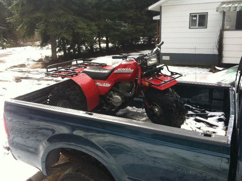 250 Big Red Trike