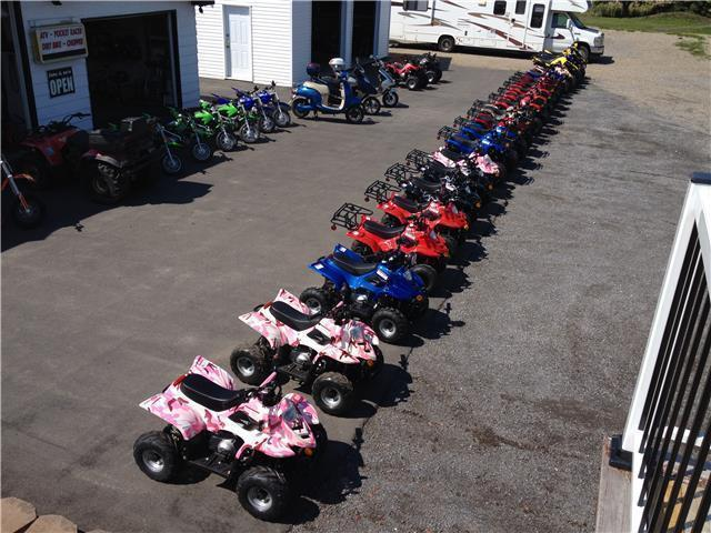 Casselman Performance Kids ATV & Dirt bike Sales & Service