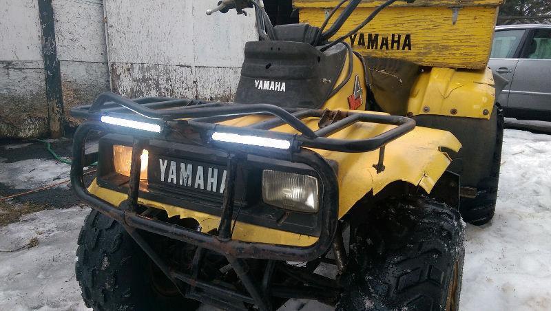 Yamaha Moto 4. Trade