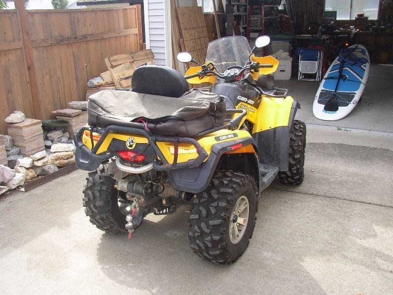 Can-AM Outlander Max 800