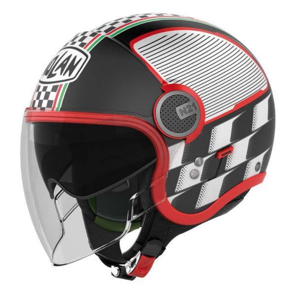 NOLAN N21 Visor Asso Vespa scooter motorcycle helmet casque