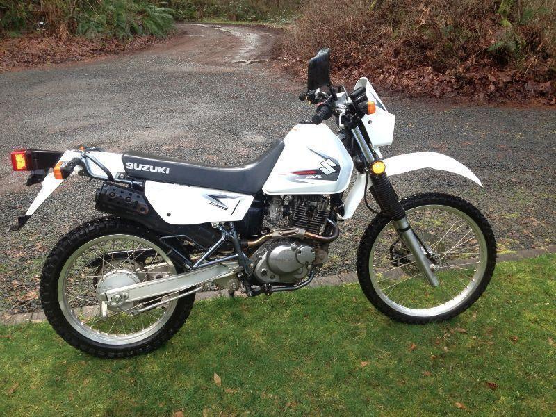 2008 Suzuki DR 200
