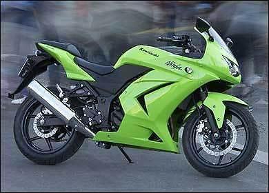 Wanted: Ninja 250 2010+