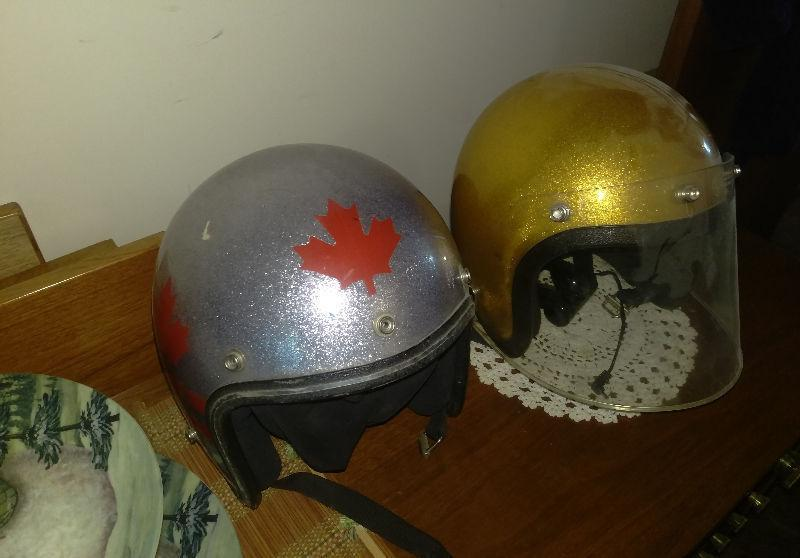 old school Helmets