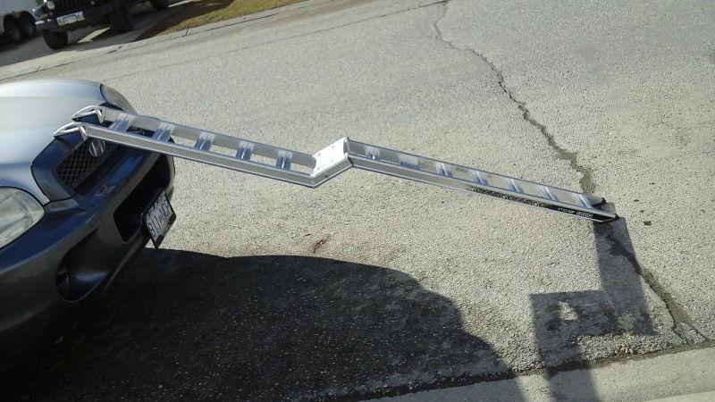aluminum dirt bike ramp