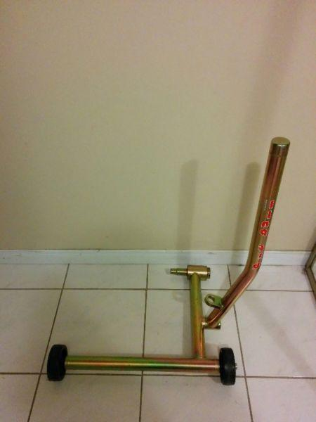 Pit bull motorcycle stand new