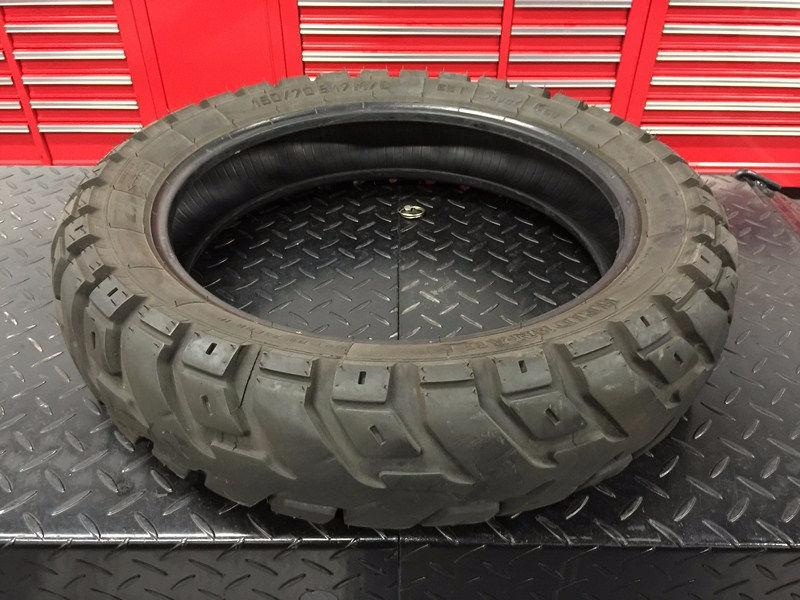 Used Motorcycle Tires ★ CLEARANCE SALE ★ 150/70-17 DL650 1000