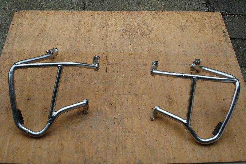 OEM ENGINE GUARDS BMW R1200GSW