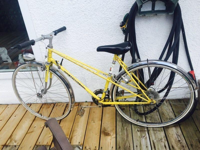 A bike to sell