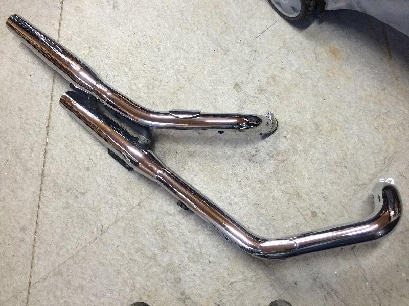 Pipe pour Honda Shadow 1100