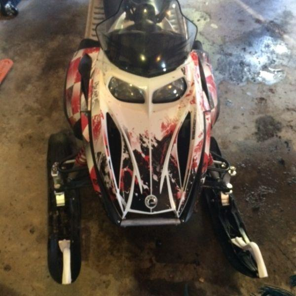 Ski-Doo Summit 800