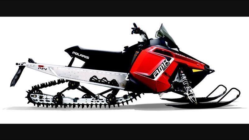 2013 RMK 600 144 long track 2