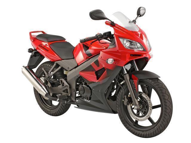 2010 KYMCO Quannon 150cc