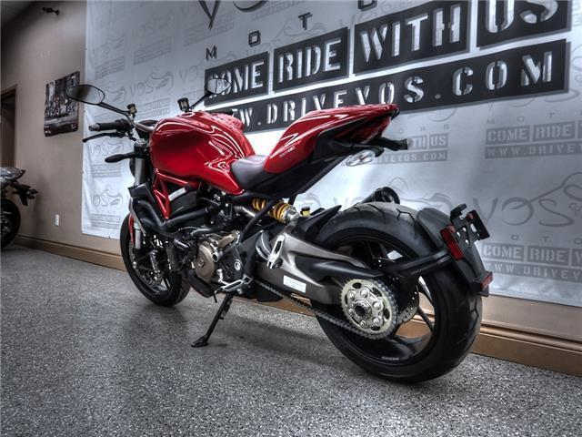 2014 Ducati Monster 1200 - V1724 - **No payments until 2017**