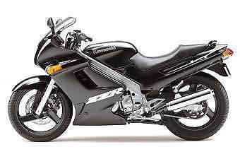 SALE: Kawasaki Ninja 250 ZZR